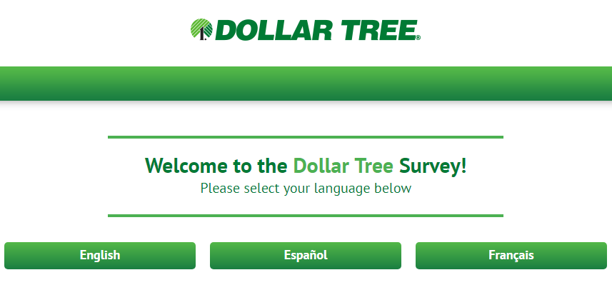 Dollartreefeedback - Win $1000 Gift Card - Dollar Tree Survey