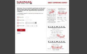 Cinemark Survey – Cinemark Gift Card – Cinemark Survey