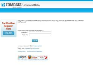 www.Cardholder.Comdata.com – ComData Card Login